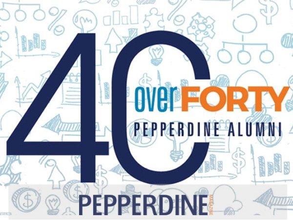 Over Fory Pepperdine Alumni