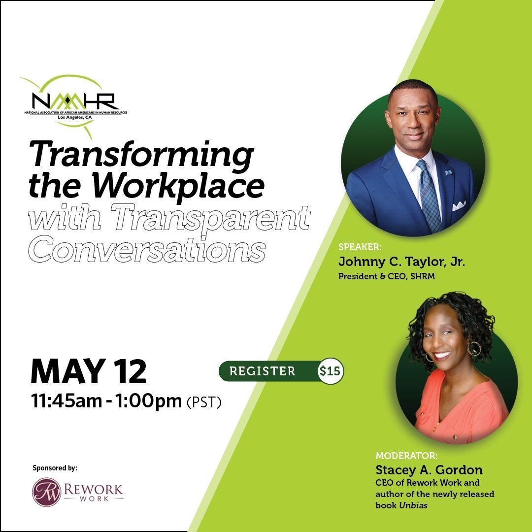 Transforming the Workplace with Transparent Conversations